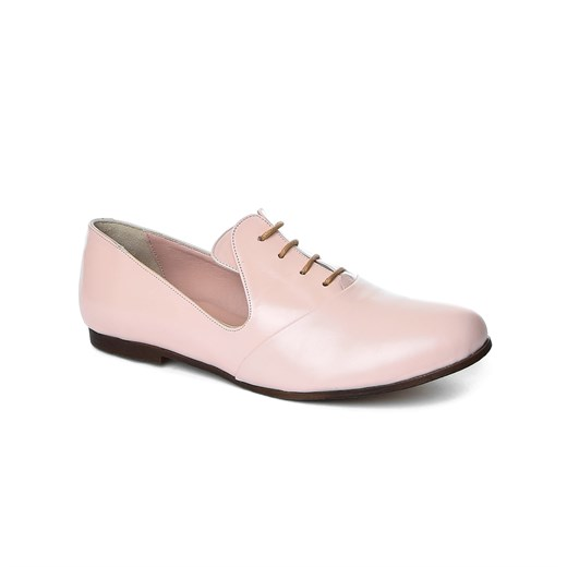 PEMBE Kadın Loafer MS-13-89 JOHN MAY POWDER