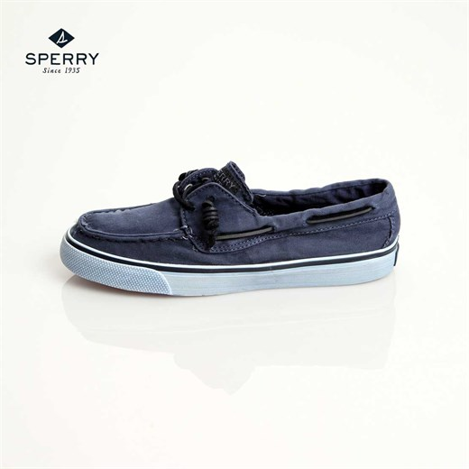 LACİVERT Kadın Marin STS91304 SPERRY BAHAMA 2-EYE WASHED NAVY