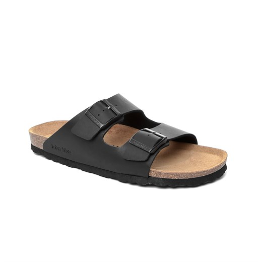 Ayakkabi  GA-JM-17137 JOHN MAY HAWAII / CHAMPIONS RUSTIC BLACK