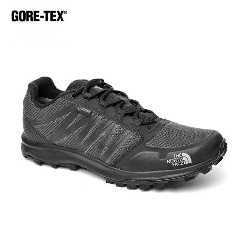 Erkek Outdoor Gore-Tex  Bot T93FX4C4V M LITEWAVE FP GTX THE NORTH FACE  TNF BLACK-HIGH RISE GREY