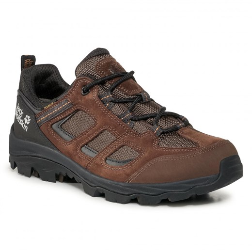 Jack Wolfskin  Erkek Outdoor Ayakkabı 4042441-5298 JACK WOLFSKIN VOJO 3 TEXAPORE LOW M brown - phantom