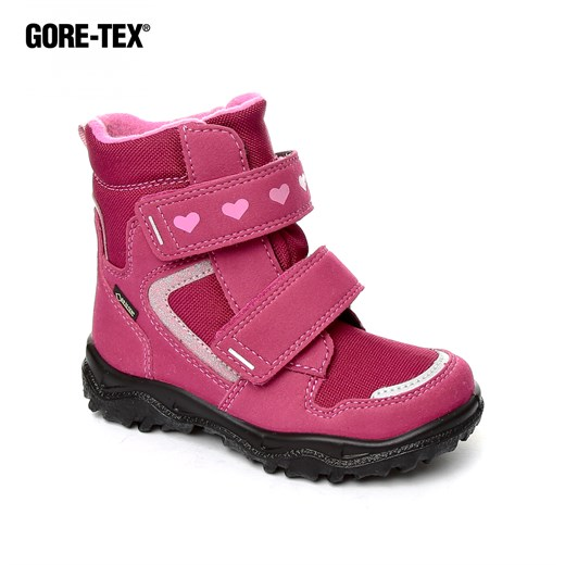 Superfit Çocuk (1-5 Yaş)  Gore-Tex  Çizme 3-09045-50 SUPER FIT GORETEX KIRMIZI 26-30