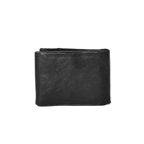 Aksesuar  103027-501 AS 98 PORTAFOGLI LEATHER WALLET NERO