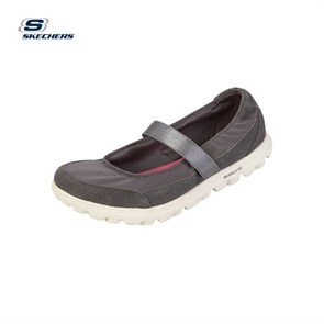 GRİ Kadın Babet 13522 CHAR SKECHERS GO WALK - EVERYDAY GRI