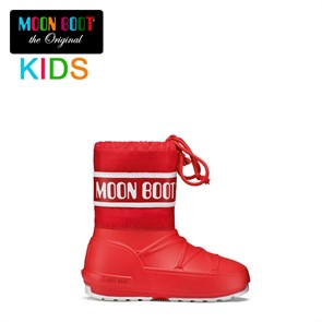 Kız Çocuk Kar Botu yt Termo Taban 34020100-002 MOON BOOT POD JR - RED (27-36)