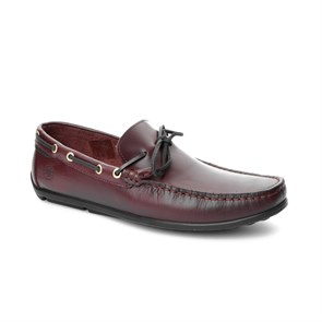 BORDO Erkek Loafer AG- 61123 JOHN MAY BRUNELLO
