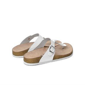 Ayakkabi  BA-S902.001 JOHN MAY LEATHER WHITE