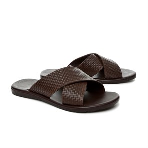Ayakkabi  ES-14509-1  JOHN MAY DARK BROWN