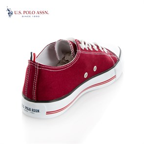 Ayakkabi  PENELOPE US POLO 5P M , BORDO