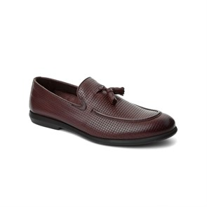 Erkek Loafer SA-8Y6699-737 JOHN MAY CHESTNUT