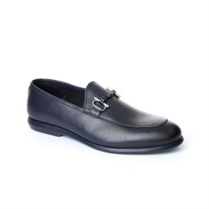 LACİVERT Erkek Loafer SA-8Y8314-737 JOHN MAY NAVY