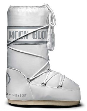 Kadın Kar Botu SAMPLE 14004400-006 MOON BOOT NYLON WHITE