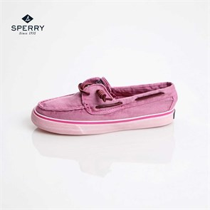 PEMBE Kadın Marin STS95335 SPERRY BAHAMA WASHED BRIGHT PINK