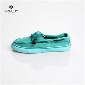 Ayakkabi  STS95516 SPERRY BAHAMA WASHED TEAL