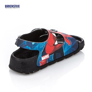 Ayakkabi Birkenstock 106653 ARUBA BF  DD / SPIDERMAN TOGETHER
