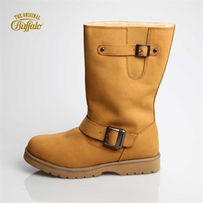 Ayakkabi Buffalo 11844 CRAZY HORSE / TAN 01