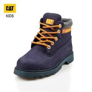 Caterpillar LACİVERT Kız Çocuk Bot 015F100031 COLORADO CATERPILLAR MIDNIGHT -- NUBUK 31-35