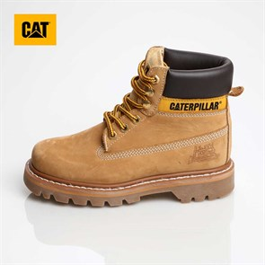 Caterpillar SARI Kadın Bot 015G0095 COLORADO -  F2 HONEY