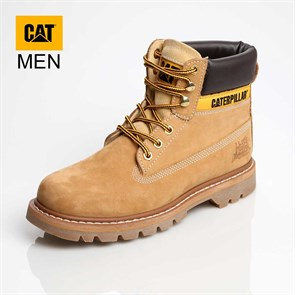Caterpillar SARI Erkek Outdoor Bot 015M0031 COLORADO -  F2 HONEY