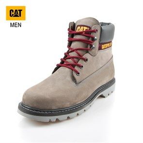 Caterpillar GRİ Erkek Bot 015M100031 COLORADO CATERPILLAR GREY -- NUBUK