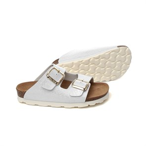 Ayakkabi  GA-JM-17015 JOHN MAY HAWAII / SNAKE TURNASOL WHITE