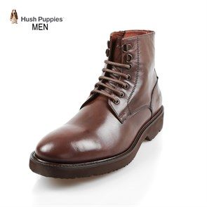 Hush Pappies KAHVERENGİ Erkek Bot 031M101591 HUSH PUPPIES MAUL BUCKLE  BROWN -- DERI