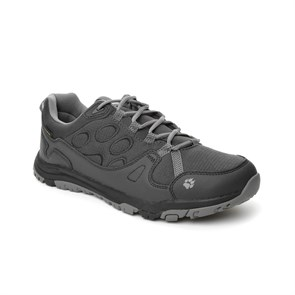 Jack Wolfskin Erkek Outdoor 4024361-6350 JACK WOLFSKIN ACTIVATE TEXAPORE LOW M PHANTOM