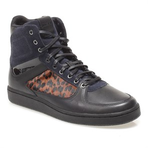 Just Cavalli  Erkek  S12WS0039 N07491 JUST CAVALLI Sneakers