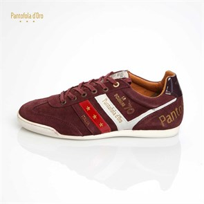 Ayakkabi Pantafolo Doro LORETO RETRO LOW MEN  / PORT ROYALE