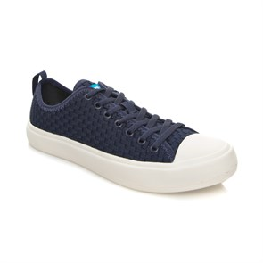 People LACİVERT Erkek Sneaker NC01W  PHILLIPS WEAVE PADDINGTON BLUE-PICKET WHITE