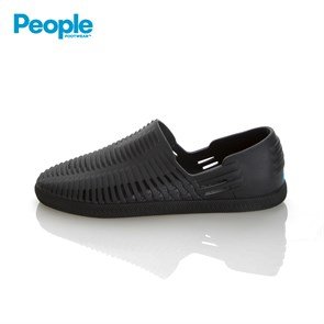 Ayakkabi People NC10 RIO REALLY BLACK/REALLY BLACK