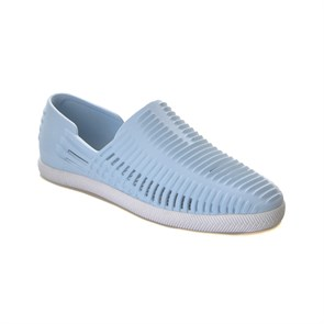 People LACİVERT Kadın Slip On - Bağcıksız NC10 RIO SMOKED BLUE-CLOUD GREY