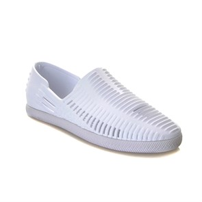 People GRİ Erkek Slip On - Bağcıksız NC10 RIO YETI WHITE-CLOUD GREY