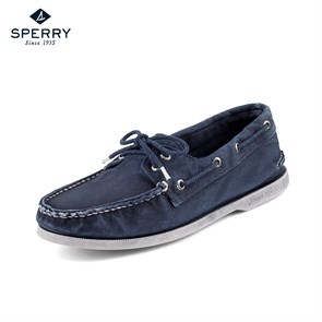 Sperry Erkek Marin STS10593  A-O 2-EYE COLOR WASH NAVY