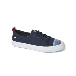 LACİVERT Kadın Marin STS81335 SPERRY CREST VIBE BUOY STRIPE NAVY MULTY
