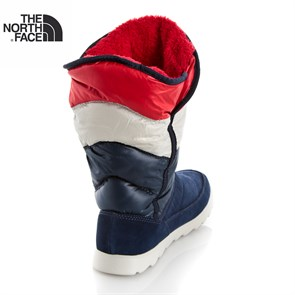 Ayakkabi The North Face T0A0Y2G5H  W SOPRIS  /  SHINY COSMIC BLUE/TNF RED