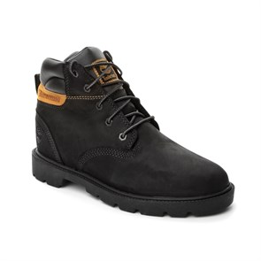 Timberland SİYAH Kadın Bot CA1I2C LEAVITT WP LACE BOOT BLACK CONNECTION
