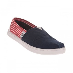 Toms Çocuk (9-13 Yaş) Espadril 10001858 FREEDOM SEASONAL CLASSIC - FREED