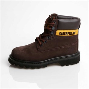 Caterpillar Kadın Bot yt Kauçuk Taban 015G0095 COLORADO -  F2 CHOCOLATE