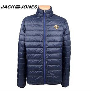 LACİVERT Erkek Mont 12102551 JACK & JONES ORG MAPLEC LIGHT WEIGHT JACKET NAVY BLAZER