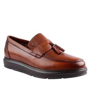 BORDO Erkek Loafer MR-8682 LEATHER JOHN MAY