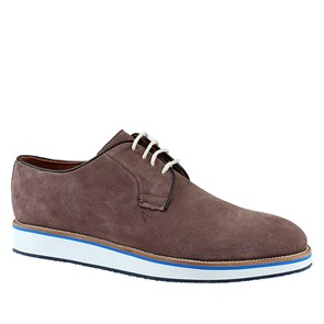 Erkek Oxford-Ayakkabı AS- 6001 SUEDE LEATHER JOHN MAY