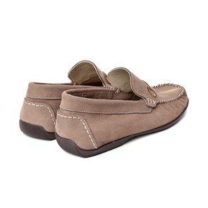 Erkek Loafer yt TM ED-9944 JOHN MAY VİZON NUBUK