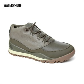YEŞİL Erkek Outdoor Bot T933175UJ M EDGEWOOD CHUKKA THE NORTH FACE  TARMAC GREEN-VINTGE WHITE