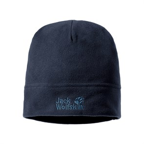 Jack Wolfskin  Erkek Bere REAL STUFF CAP J WOLFSKIN APPAREL NİGHT BLUE ONE SIZE (55-59CM)