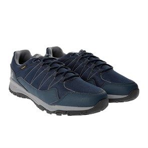 Jack Wolfskin  Erkek Outdoor Ayakkabı MAZE TEXAPORE LOW M J WOLFSKIN FOOTWEAR DARK BLUE - LİGHT GREY