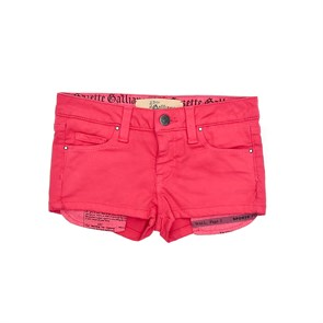 John Galliano  Erkek Çocuk Şort 00W10A  JOHN GALLIANO JAAPR GP336 SHORTS G330 4-6-8 BRIGHT PINK
