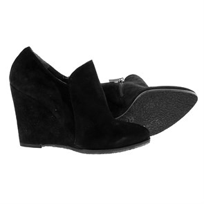 Kadın Bot   LO7302  F1  LOGAN  LADY   SHOES NERO