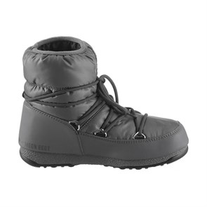 Kadın Bot 24009300 006 MOON BOOT LOW NYLON WP 2 CASTLEROCK