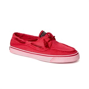 KIRMIZI Kadın Marin STS95338 SPERRY BAHAMA WASHED RED